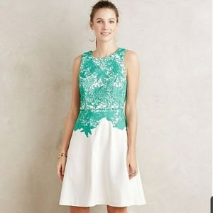 Anthropologie Moulinette Soeurs Arbor Lace Dress